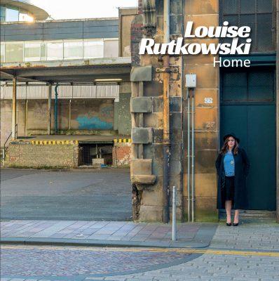 Louise Rutkowski Home CD Cover